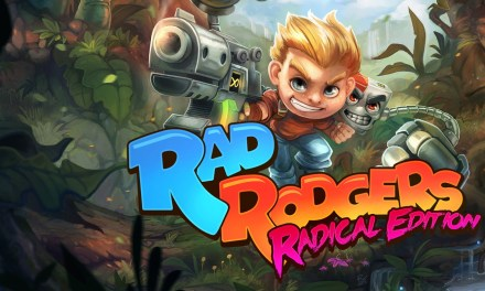 Rad Rodgers Radical Edition Nintendo Switch Review