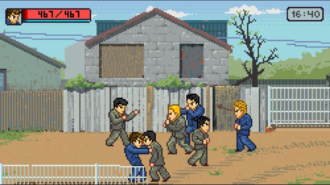 the friends of ringo ishikawa gang