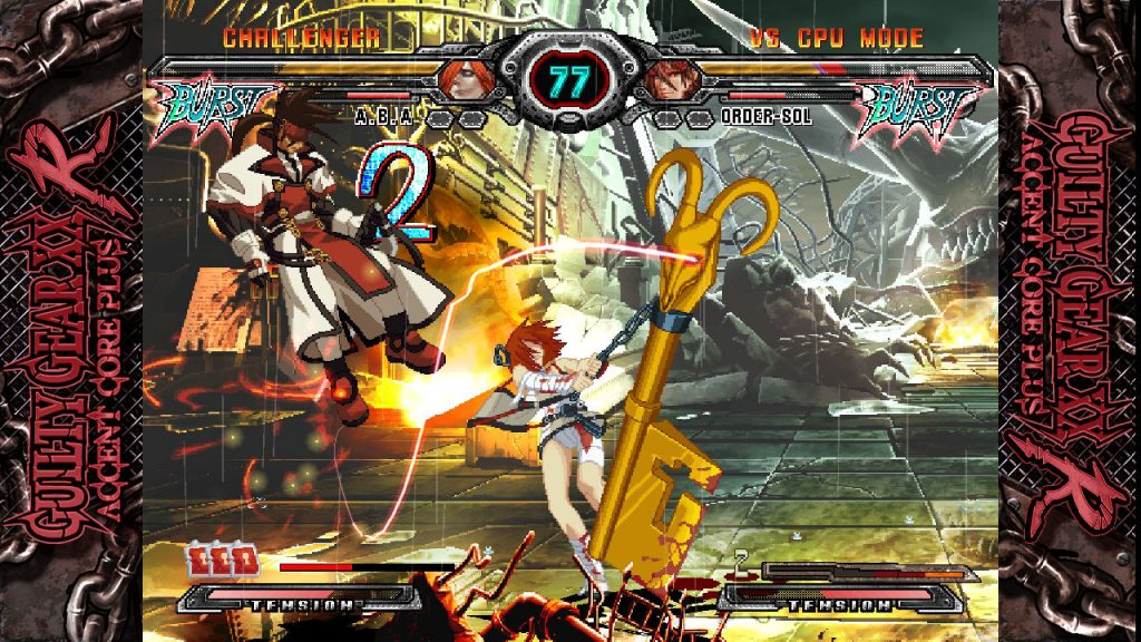 Guilty Gear XX Screenshot