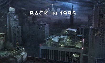Embrace the 90's! Back in 1995 is arriving on consoles this week!