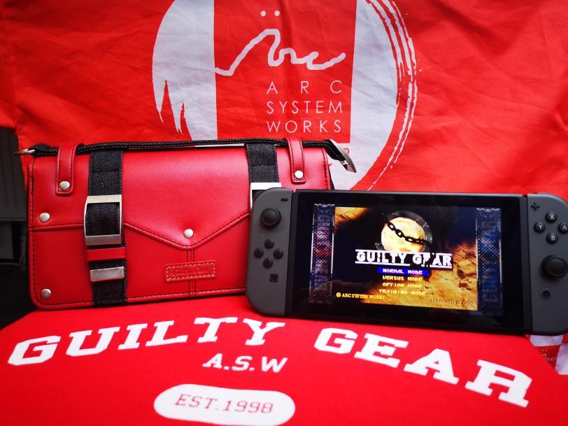 Guilty Gear Bag