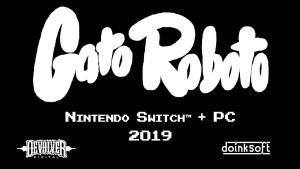 Gato Roboto Logo 2