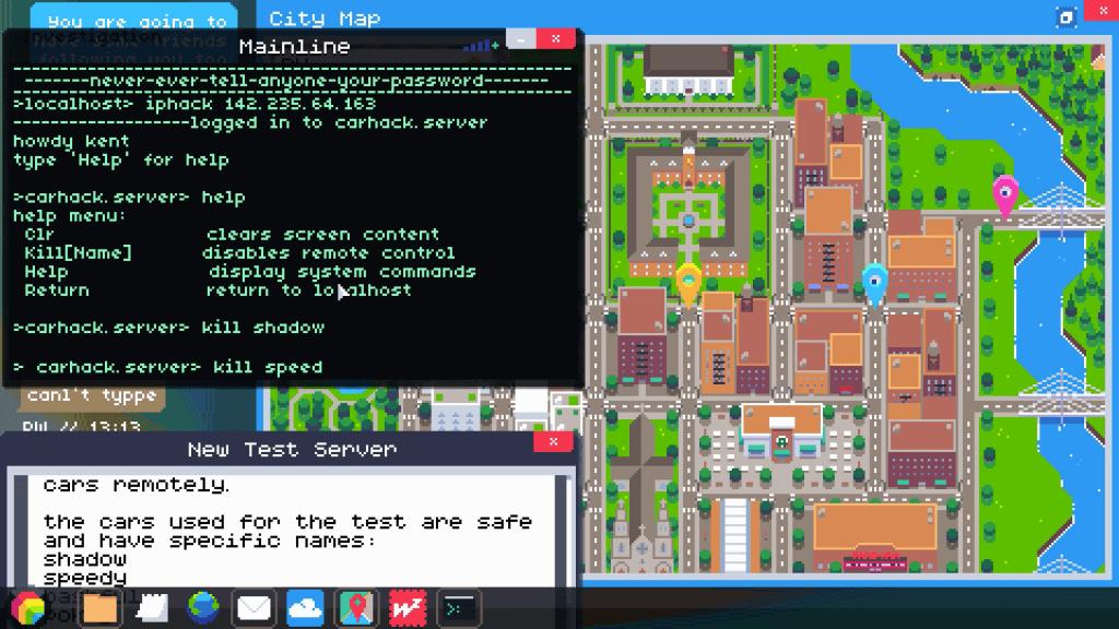 Mainlining Screenshot