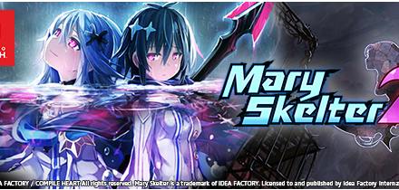 MARY SKELTER 2 HEADS TO NORTH AMERICA AND EUROPE FOR THE NINTENDO SWITCH!