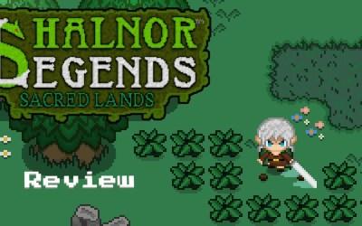 Shalnor Legends: Sacred Lands Nintendo Switch Review
