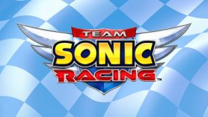 Team Sonic Racing Logo 2