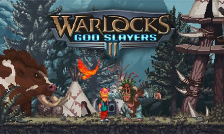 It's time for an epic clash between the gods and the warlocks. Prepare for battle as Warlocks 2: God Slayers is now available for preorder on Nintendo Switch
