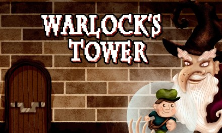 Saving the world, one delivery at a time! Warlock's Tower is being Delivered to Consoles next week!