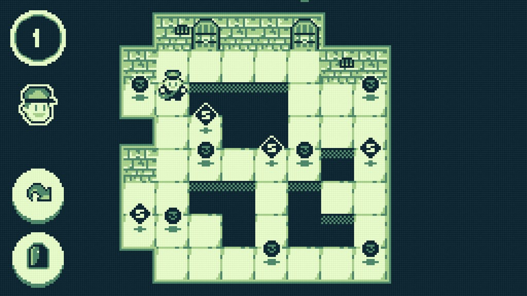 Warlock's Tower Screenshot