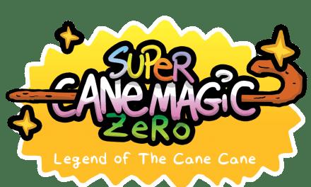 Super Cane Magic ZERO // Nintendo Switch DLC Pre-order Promotion