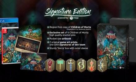 Children of Morta Signature Edition Contents Unveiled!