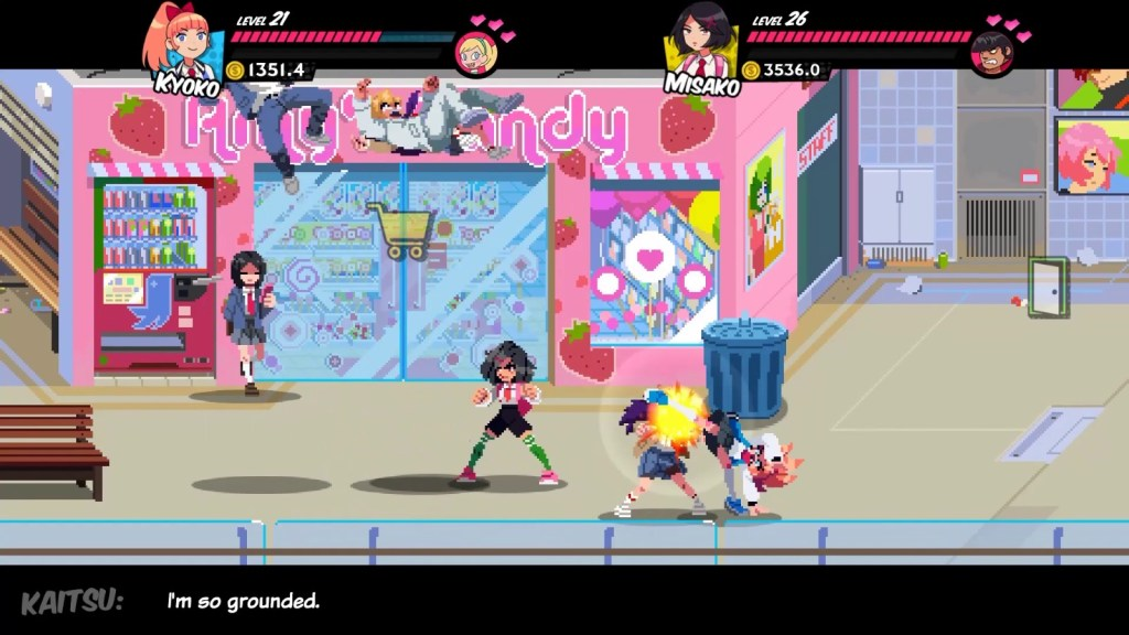 River City Girls Screenshot
