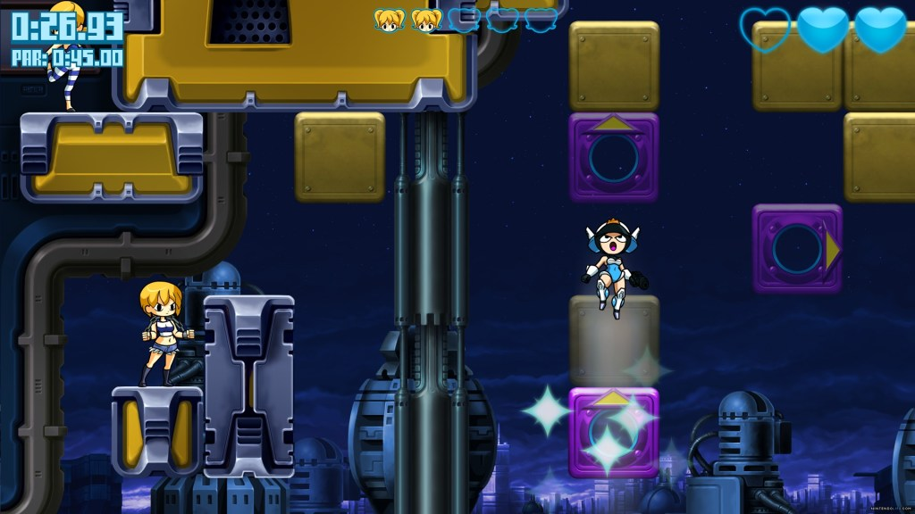 Mighty Switch Force! Collection Screenshot 6
