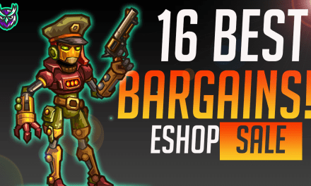 Best Bargains on the eShop – Ooh, my my!