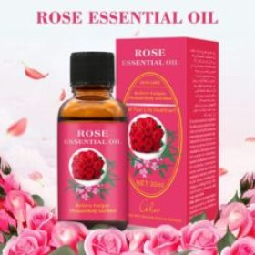 Pure Rose Essential Oil