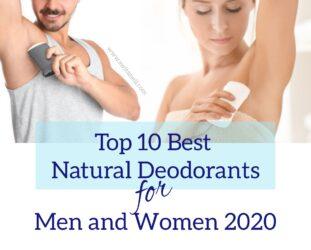 best natural deodorant for men and women 87665