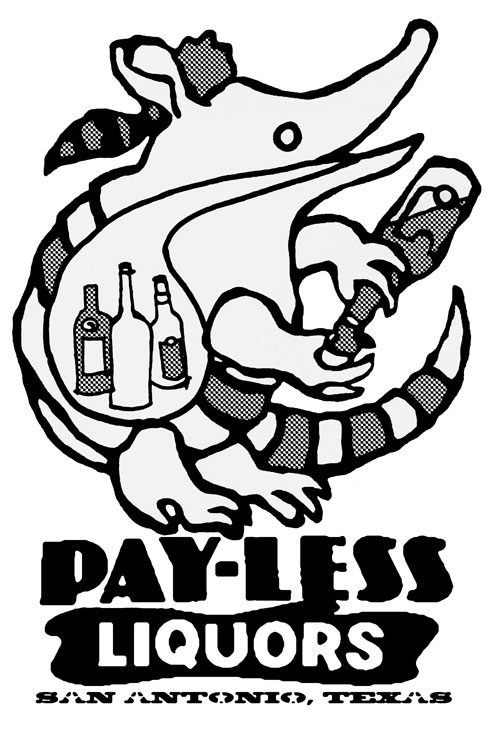 Pay-Less Liquors t-shirt design