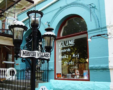 Volume, Mirvish Village, Toronto