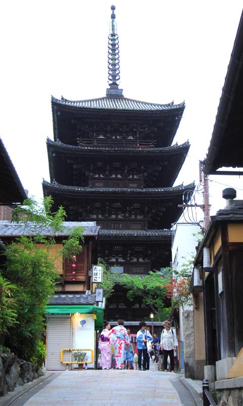 7_kyoto pagoda