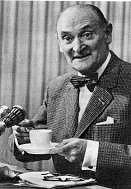 """The original Happy Station Show host, Edward """"Eddie"""" Startz. Photo courtesy of RNW."""
