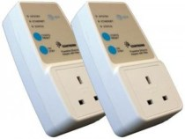 The noisy cuprits. Comtrend's power line adapters.