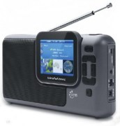 The Di-Wave is the first portable DRM radio marketed in North America.
