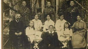 The Wall family (Photo: BBC News