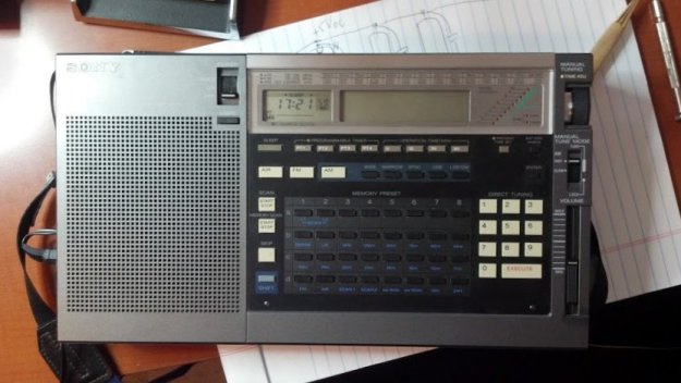 The Sony ICF-2010 was my dream portable in the 1980s.