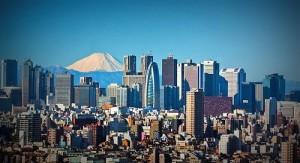 Tokyo, Japan (Source: Wikimedia Commons)