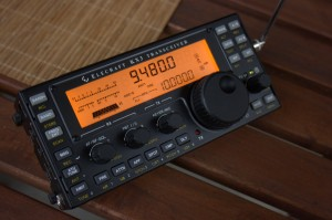 The Elecraft KX3 Transceiver (Click to enlarge)