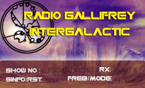 QSL from Radio Gallifrey Intergalactic