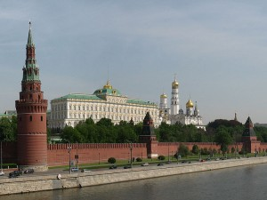 Photo of Kremlin: ??????? ?. (Julmin) (retouched by Surendil) via Wikimedia Commons