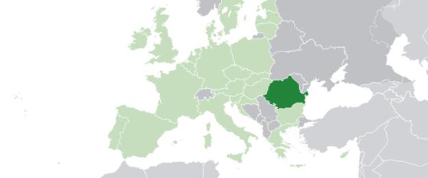 RomaniaOnMap