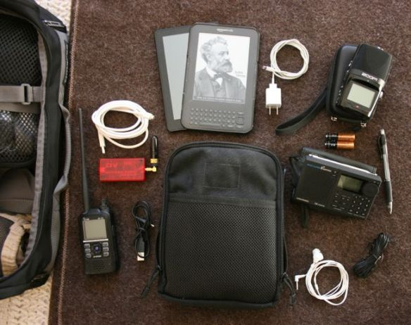 SWL Travel Gear - Spec-Ops Pack-Rat Contents