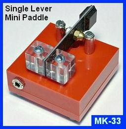 MK33MiniCWPaddle