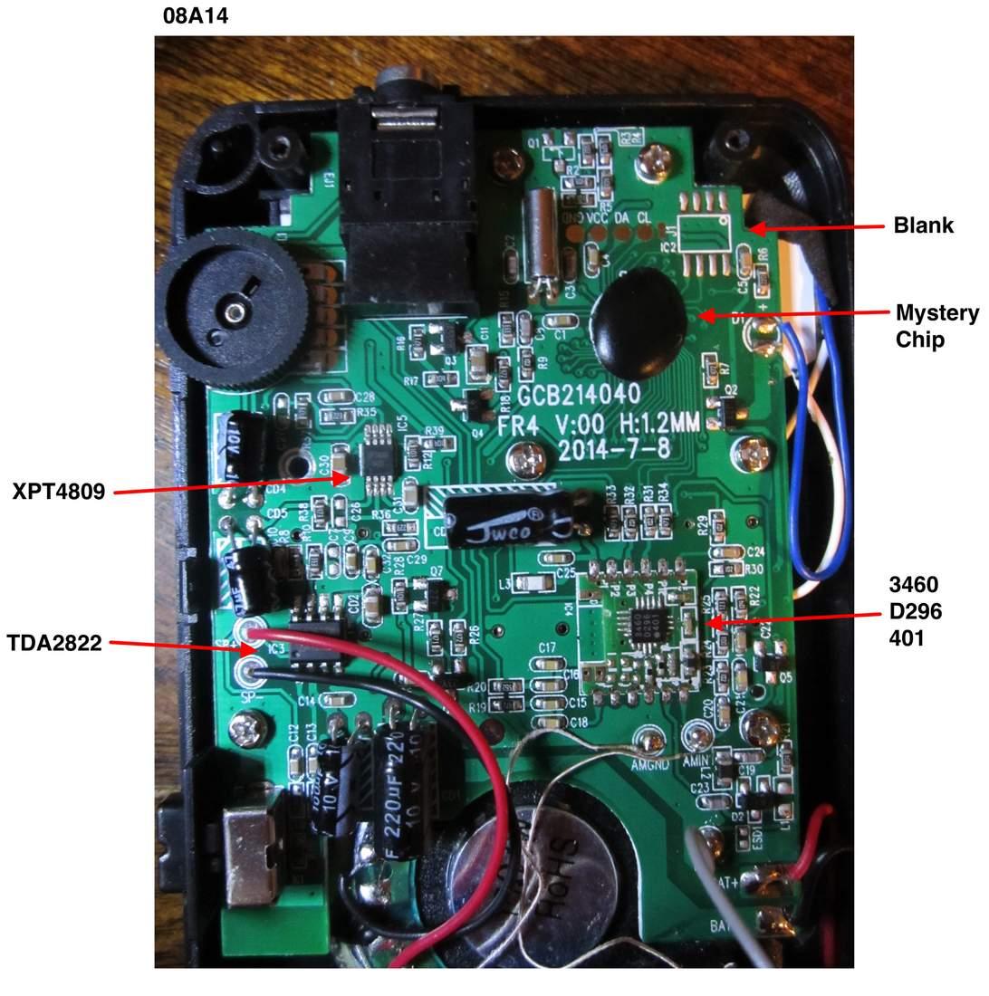 November 2014 The Swling Post Page 2 Deoxit Conductive Pen Radioshack A Look Inside Model 2000669 Shortwave Radio