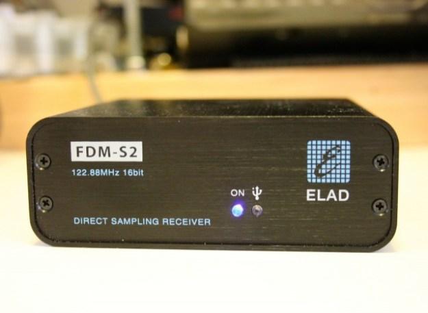 Elad-FDM-S2-FrontPanel