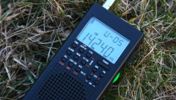 The CountyComm GP5/SSB: my go-to shortwave radio for hiking