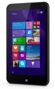 The HP Stream 7 Windows 8.1 tablet