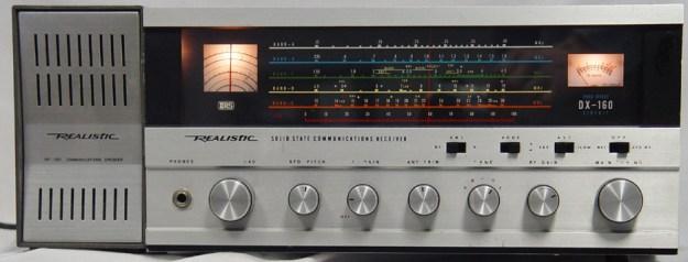 Realistic DX-160 (Source: Universal Radio)