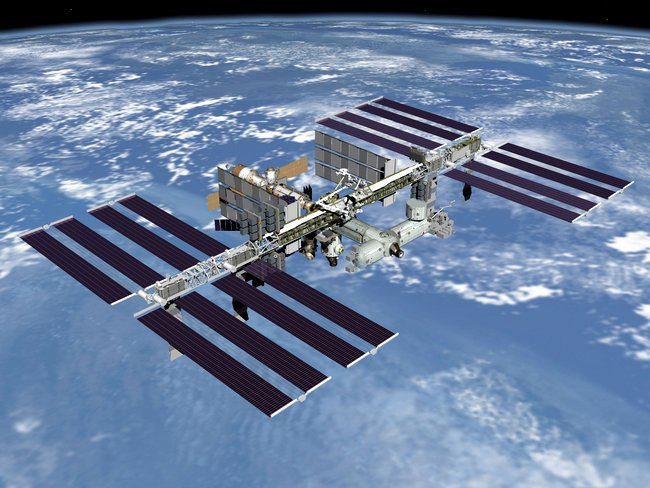 How to listen to the International Space Station | The SWLing Post