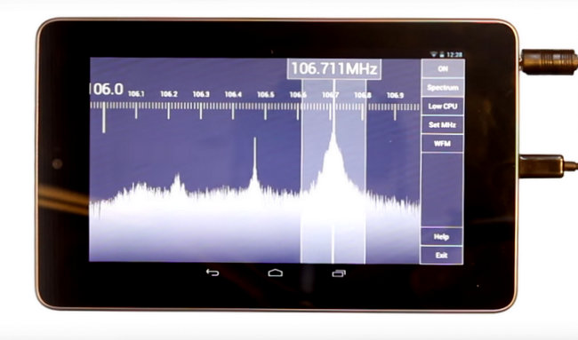 SDR Touch | The SWLing Post