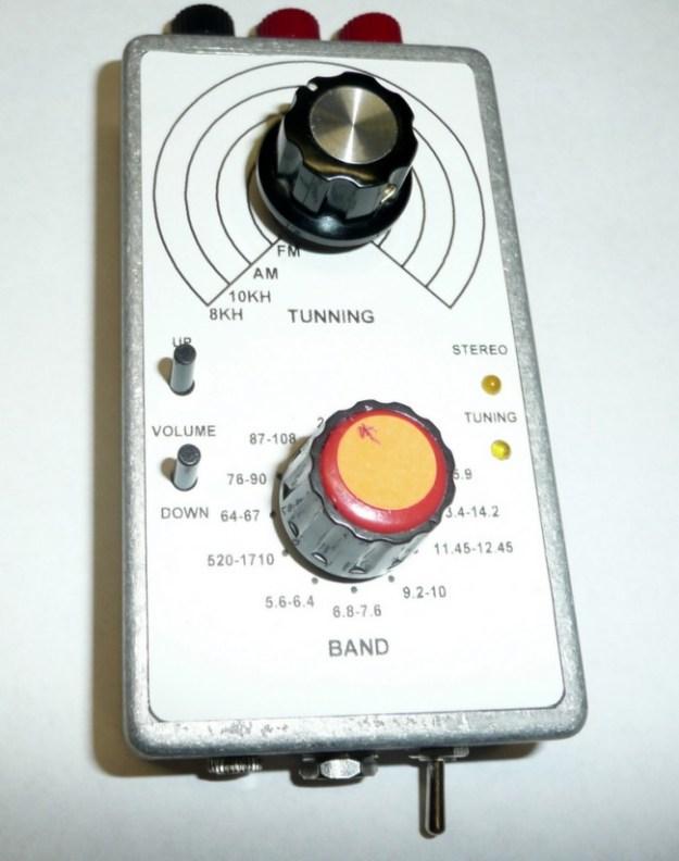AM FM ontvanger P3060601
