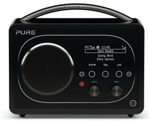 Though pricey, I've heard the Pure Evoke F4 has fantastic audio and a meticulously curated database of Internet streams.