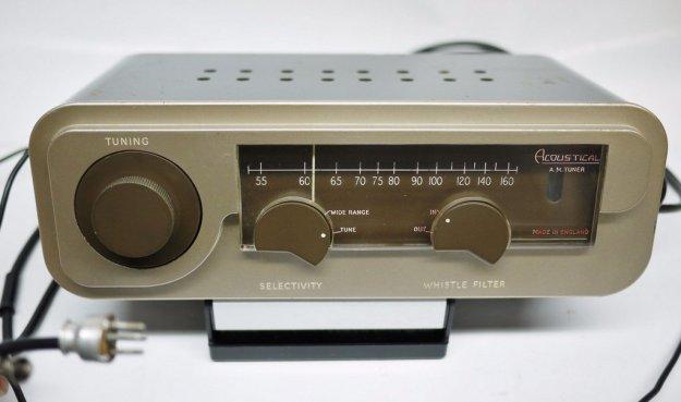 Acoustical Mfg England - AM Tuner