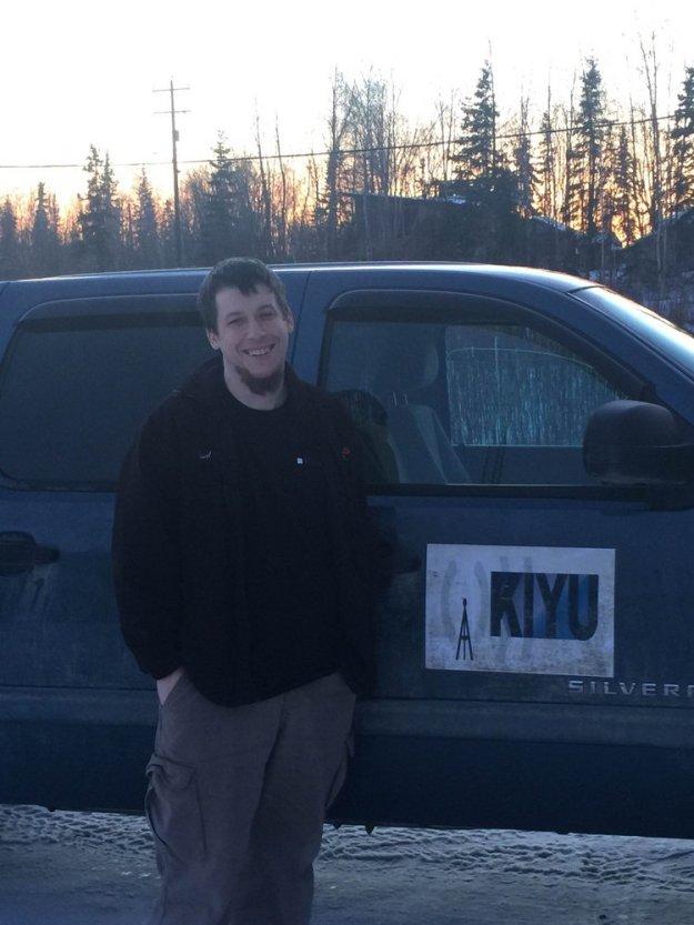 Paul Walker at KIYU Alaska.