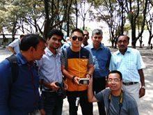 listening radio _ Mitul Kansal