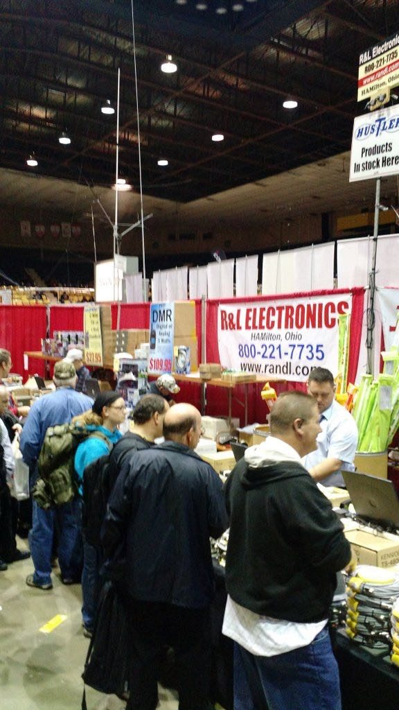 Hamvention-Inside-Exhibits - 55