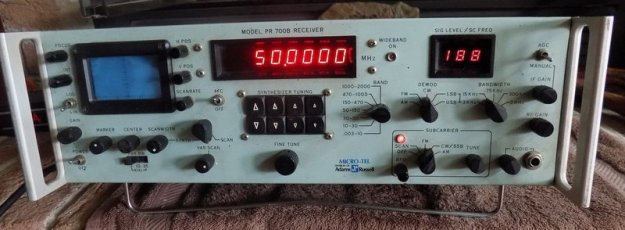 Model PR-700B