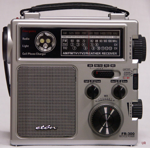The Eton FR-300 (Source: Universal Radio)